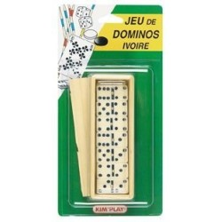 Jeu du Dominos avec Plumier
