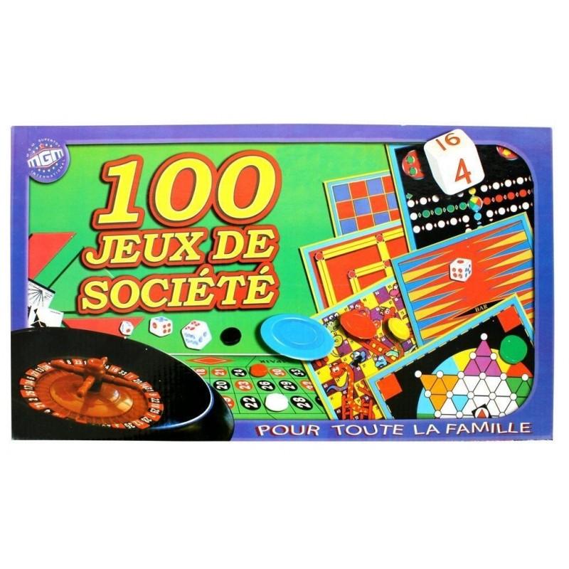 100 Jeux de Société