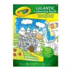 Livre de Coloriage Géant Crayola