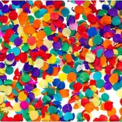 1 Kilo de Confettis Multicolores