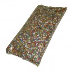 10 Kilos de Confettis Multicolores