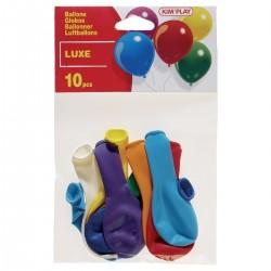 10 Ballons de Baudruche