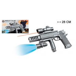 Pistolet à Billes Laser