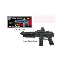 Pistolet à Billes Mitraillette