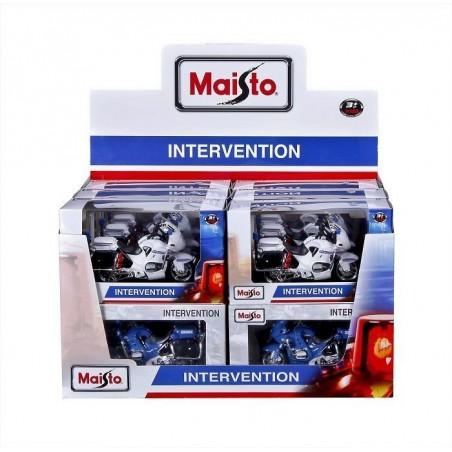Moto d'Intervention Maisto