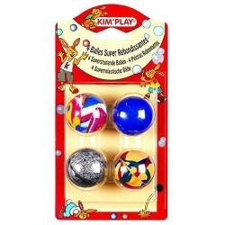 Balles Super Rebondissantes