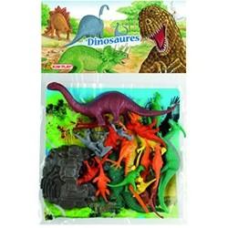 Sachet Dinosaures avec Accessoires