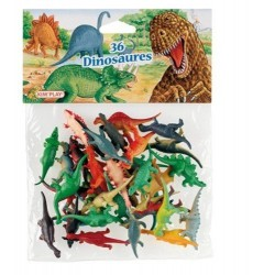 Sachet Mini Dinosaures