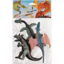 Sachet Dragons