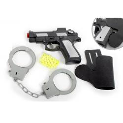 Pistolet à Billes avec Menotte