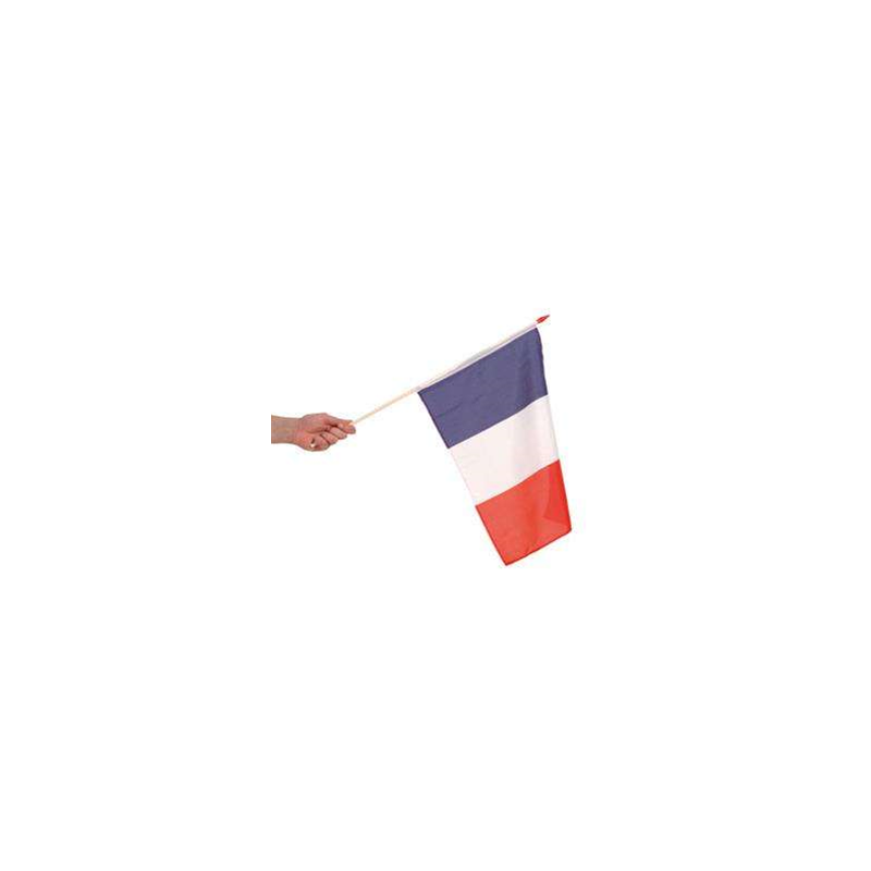 Drapeau Français 45 cm.
