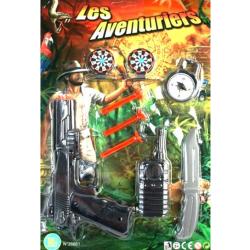 Kit Pistolet Les Aventuriers