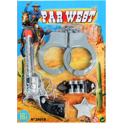 Kit Pistolet Far West