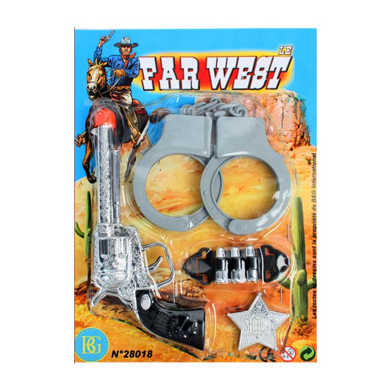 Kit Pistolet Far West