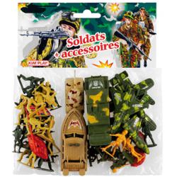 Petits Soldats Assortis Maxi Sachet