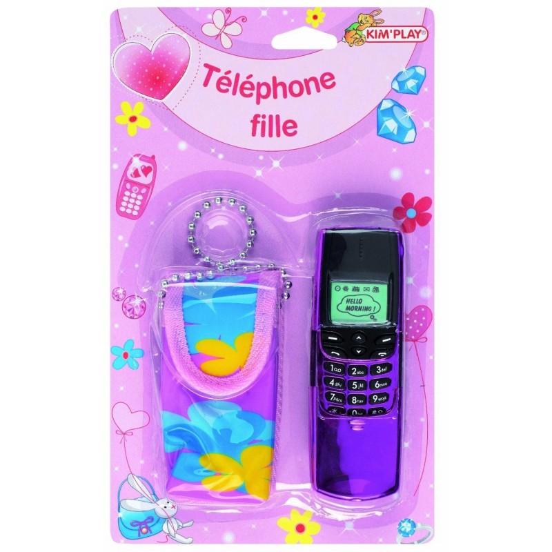 Téléphone Fille
