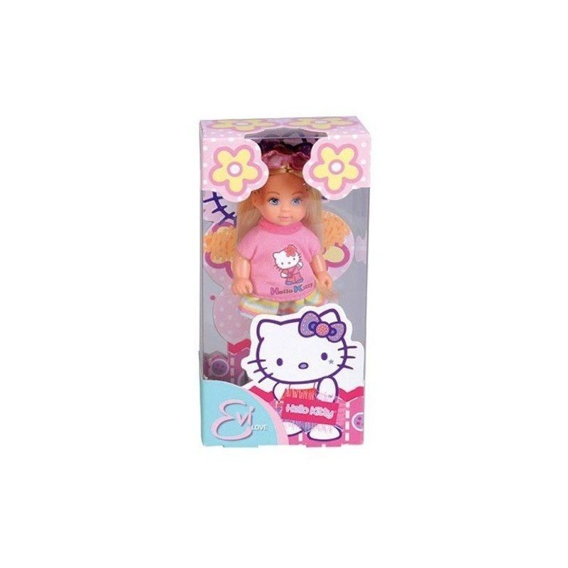 Poup e evi love hello kitty - Maison de poupee hello kitty ...