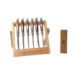 Set de 6 Couteaux Laguiole Lourquen