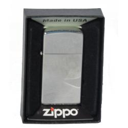 Briquet Zippo Chromé Slim