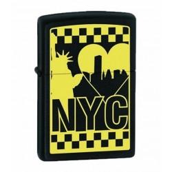 Coffret Cadeau Briquet Zippo New York