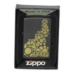 Briquet Zippo Bubbles