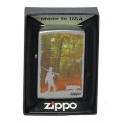Briquet Zippo Hunting