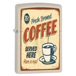Briquet Zippo Coffee Vintage