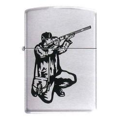 Briquet Zippo Vector Rifle and Hunt