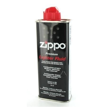 Coffret Cadeau Briquet Zippo Brush Chrome