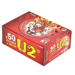 Pétard le Tigre U2 x 50 Paquets