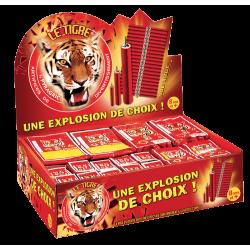 Colis Pétards Le Tigre K1