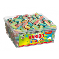 Bonbons Haribo Mini Sticks Miami Pik