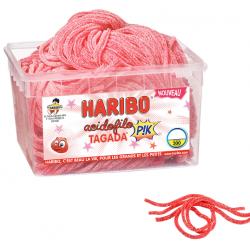 Bonbons Haribo Acidofilo Tagada Pik
