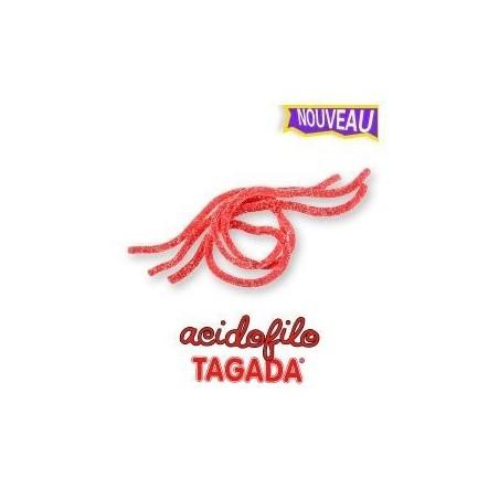 Tubo Haribo Acidofilo Tagada Pik x 300 pièces