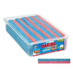 Tubo Haribo Les Color Schtroumpfs Pik x 150
