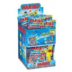 30 Mini Sachets Haribo Les Color Schtroumpfs Pik