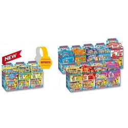 Lot de 12 Boîtes Haribo Mini Sachets