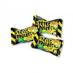 Bonbons Têtes Brûlées Citron