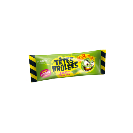 Colis Bonbons Têtes Brûlées en Stick