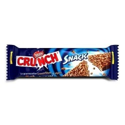 Crunck Snack x 28 Barres Chocolatées
