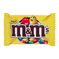 M&M's x 36 Sachets de 45 grammes