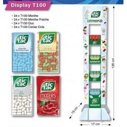 Colis Tic Tac T 100