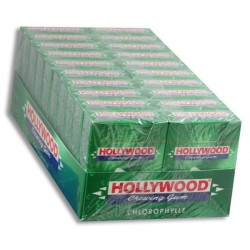 Colis Hollywood Chewing Gum 8 Boites