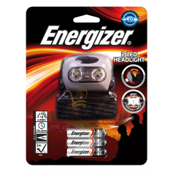 Mini Lampe Frontale à Led Headlight Energizer