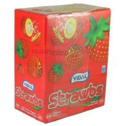 Chewing Gum Strawbs
