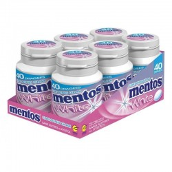 Mentos White Bubble Fresh
