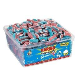 Bonbons Haribo Mini Sticks Schtroumpfs Pik