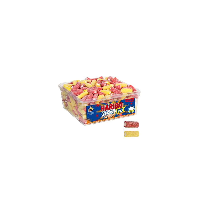 Bonbons Haribo Mini Stick Orangina Pik
