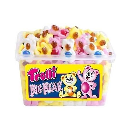 Colis Bonbons Trolli Mahore
