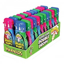 Bonbons Double Spray Warheads